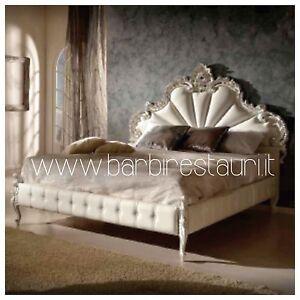 Letto In Stile Barocco Moderno Lusso Made In Italy Personalizzabile ...