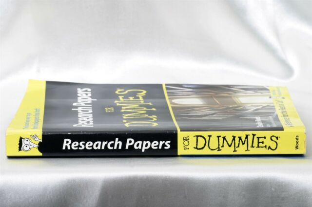 Research Papers For Dummies by Geraldine Woods, Paperback | Barnes & Noble®