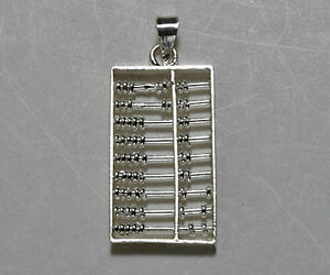 Sterling-Silver-Moveable-Beads-Abacus-Pendant-Charm-M