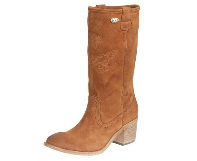IKKS shoes Womens Garbo Boots  - Size 8