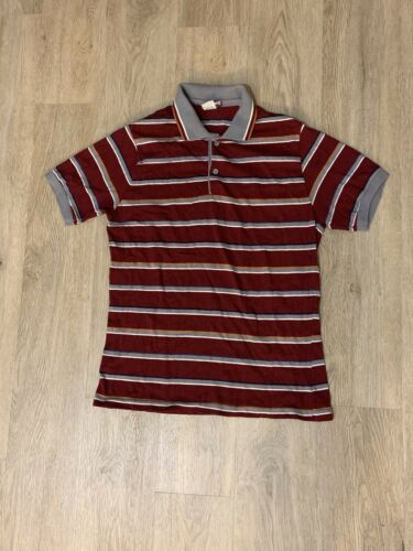 1980's Polo Shirt By Coyote VINTAGE