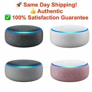 Amazon Echo Dot  3rd Generation Smart Speaker With Alexa Voice Control - ALL