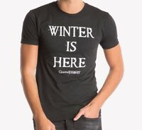 Game Of Thrones Winter Is Here T-shirt Licensed & Official