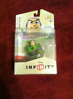 Disney Infinity Buzz Lightyear Clear Game Figure Toysrus Exclusive Toy Story