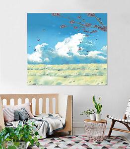 3D-Field-oil-painting-Wall-Stickers-Vinyl-Murals-Wall-Print-Deco-Art-AJSTORE-UK