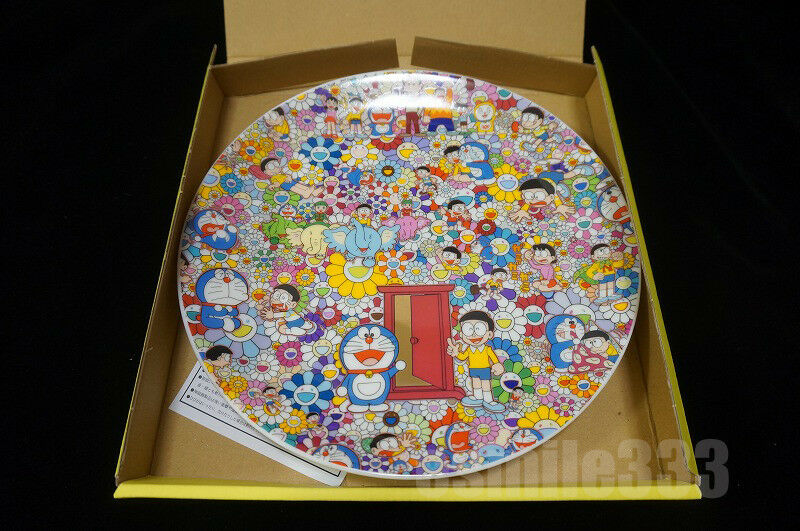Takashi Murakami Doraemon Festival 2017 Limited plaque make-to-Order-Production