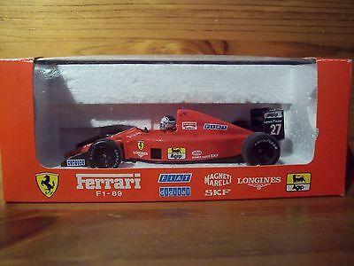 1/43 Onyx 027 1989 Nigel Mansell Ferrari F89-mostra Il Titolo Originale