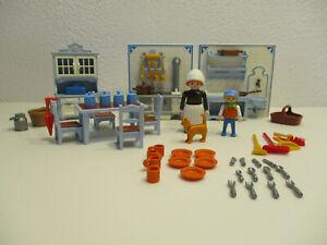 (B2) 5322 Kitchen Dollhouse 5300 5305 1900 Nostalgie Pink Series