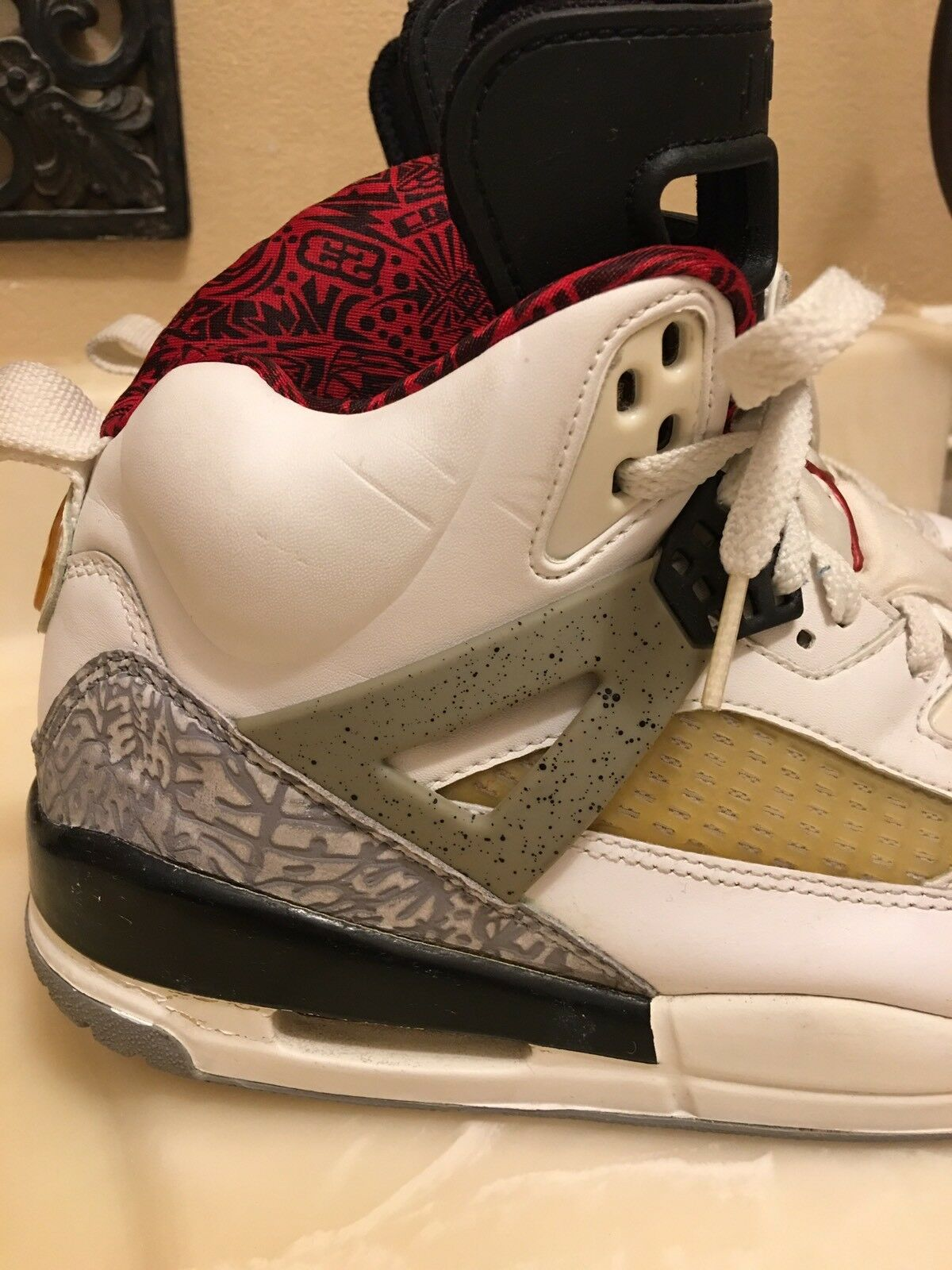 Nike Nike Nike air jordan vor gericht spizike schuhe  9 styleeuc 4123c2
