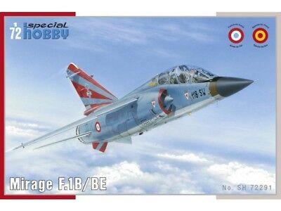 Auto- & Verkehrsmodelle Modellbau Mirage F.1 B/be Kunststoff Set 1/72 Special Hobby Feines Handwerk