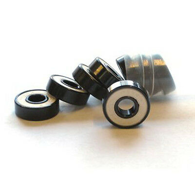 Krown ABEC-7 Kugellager für Skateboard/Longboard/Inliner (Set of 8 Bearings)