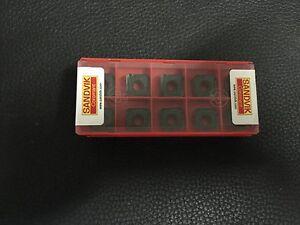 Sandvik 345R-1305M-KM 3220 Wendeplatten Wendeschneidplatten carbide inserts - Remagen, Deutschland - Sandvik 345R-1305M-KM 3220 Wendeplatten Wendeschneidplatten carbide inserts - Remagen, Deutschland