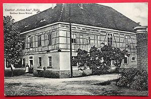 Ak raba bei zeitz haynsburg um 1910 gasthof grüne aue 14262 ebay