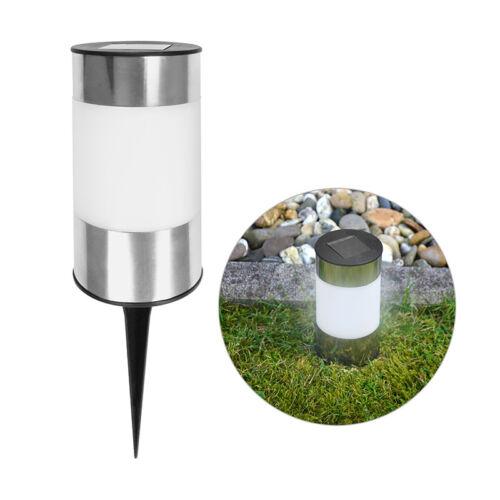 8x Solarleuchten Set mit Erdspieß IP44Solarlampen LED Solar Gartenlampe Lampe