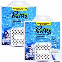 Pool Rx Mineral Santizer For Sundance Hot Tubs Sunpurity 6890-780 - Sparx 2 Pack
