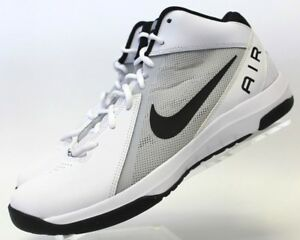 Details about NIKE The Air Overplay IX Men's Basketball Shoe, WhiteBlack size: 10.5