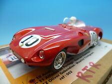 Mmk 625 Le Mans 1956 Ferrari N ° 10 Andre Simon