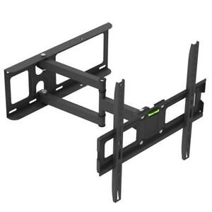 Tilt-Full-Motion-TV-Wall-Mount-Swivel-Bracket-32-40-42-47-50-60-034-LED-LCD-Display
