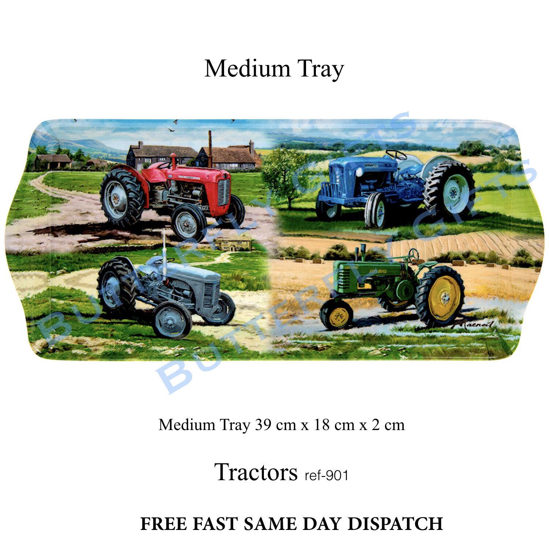 Tractors 901 MEDIUM TRAY
