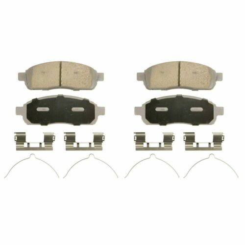 Disc Brake Pad Set ThermoQuiet Disc Brake Pad Front Wagner QC1083