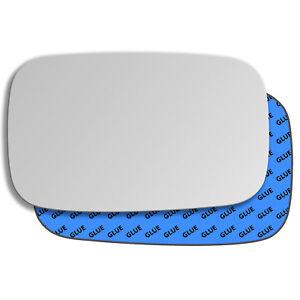 Außenspiegel Spiegelglas Links Asphärish Chrysler Voyager 1996-2007 10LAS