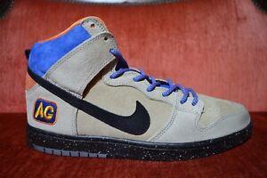 online retailer 0e7ea 268aa Image is loading Men-039-s-Nike-SB-Dunk-High-Premium-