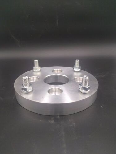 "4x110 to 4x156 ATV US Made Wheel Adapters Billet Spacers 1/"" Thick 12mm Studs x 2"