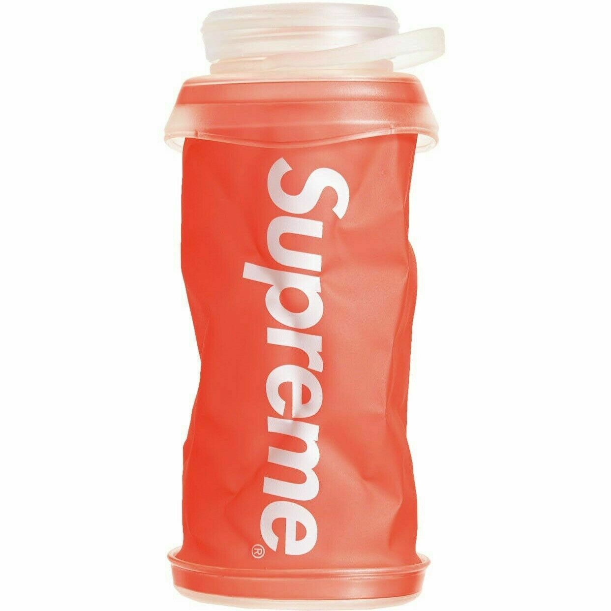 Supreme FW20 Week 1 Hydrapak Stash 1.0L Water Bottle RED New In Hand