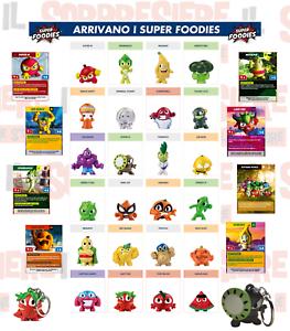SUPER-FOODIES-PERSONAGGI-3D-CARTE-E-PORTACHIAVI-A-SCELTA-ESSELUNGA-2019