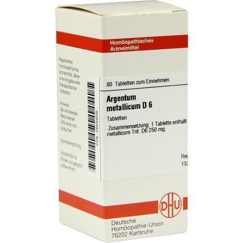 ARGENTUM MET D 6 80St 2625626