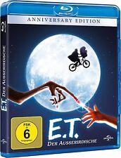 E.T. - DER AUSSERIRDISCHE (Dee Wallace, Drew Barrymore) Blu-ray Disc NEU+OVP