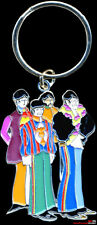 THE BEATLES YELLOW SUBMARINE BAND KEY RING OFFICIAL LICENCED PRODUCT SUPERB GIFT