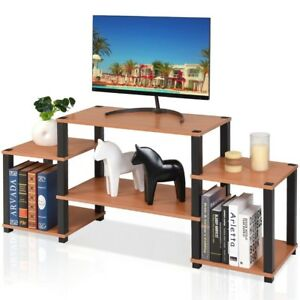 Modern Tv Stand Holder Entertainment Storage Cabinet Home Living