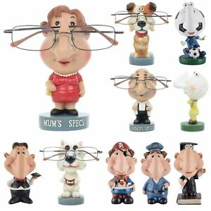 New-Reading-Glasses-Sunglasses-Spectacles-Specs-Novelty-Nose-Holder-Stand-Gift