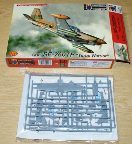 in 1//72 von KPM SIAI SF-260TP /'Turbo Warrior/' 4x camo