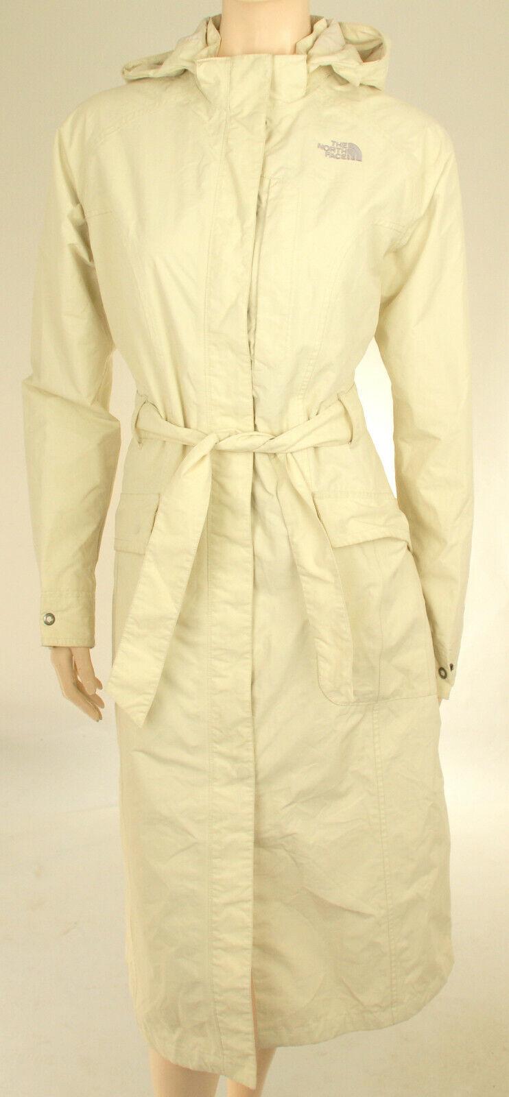 The North Face Mantel Coat Ecru Gr. M