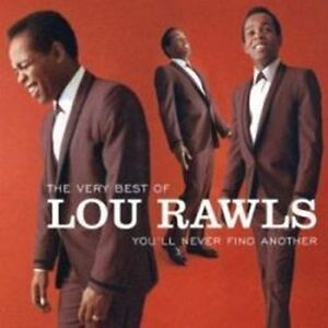 Lou-Rawls-The-Very-Best-Of-Lou-Rawls-NEW-CD