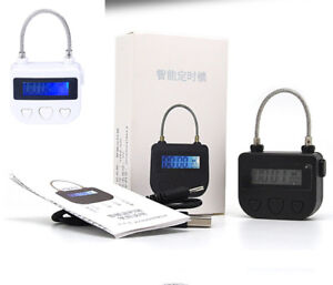 Multipurpose-Bondage-Time-Lock-Electronic-Timer-For-cuffs-Mouth-Gag-Heart-button