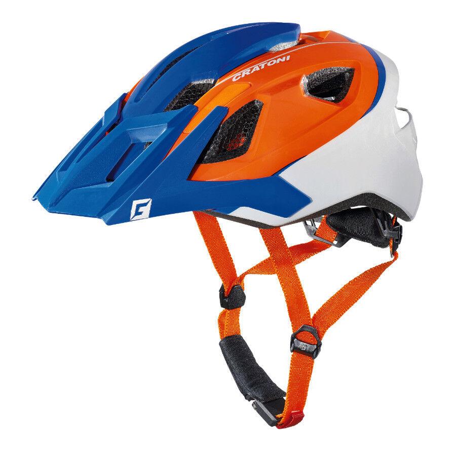 Cratoni All-Mountain Helmet Allride Model 2016 Bicycle MTB Bike
