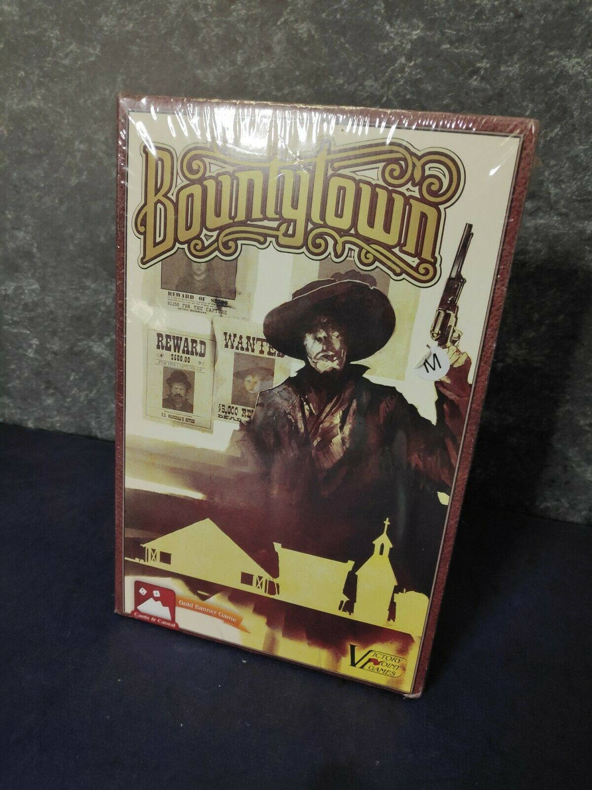 VPG Cardgame Bountytown - Sealed New - Ships Free