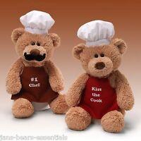 Gund - 1 Chef Bear - 12