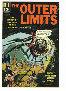 Outer-Limits-10-Dell-1966-nice-shape