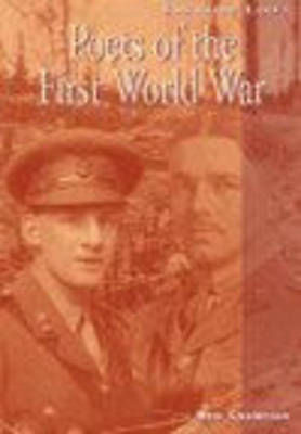 Champion, Neil, Creative Lives: War Poets of World War I Paperback, Very Good Bo