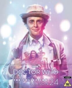 Doctor Who The Collection Season 24 <Region B BluRay *PRE-ORDER*>