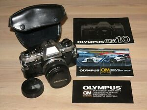 Olympus-Om-10-Reflex-Camera-with-1-1-8-50-mm-Lens-Zuiko-CAR-S