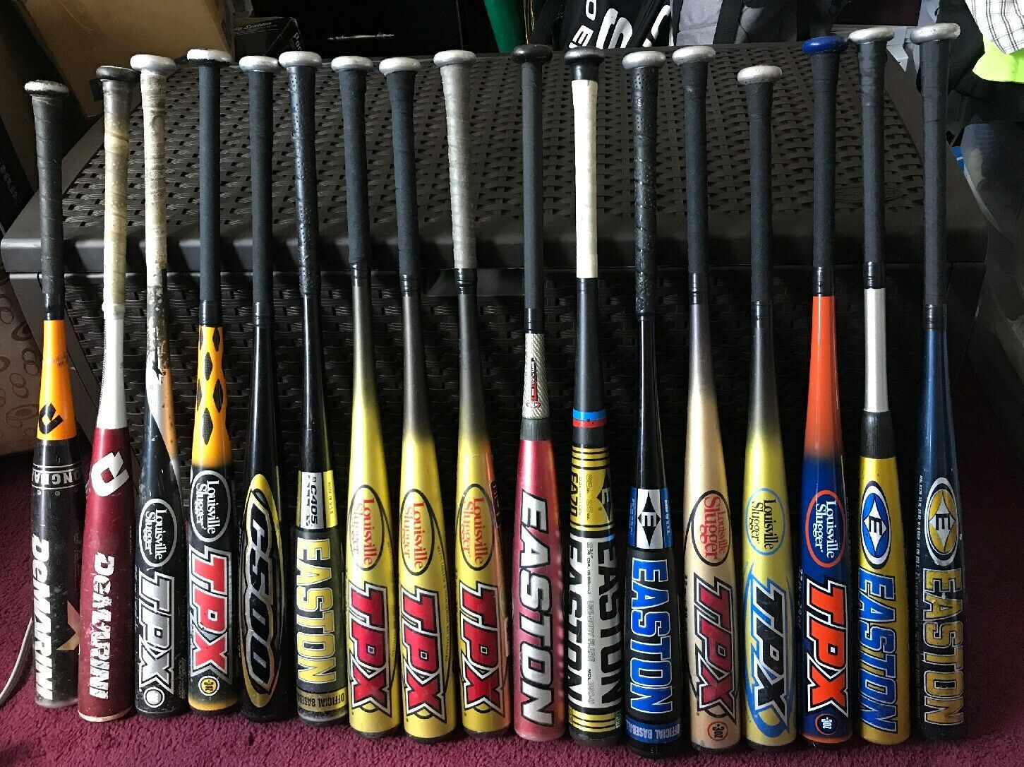 """Baseball Bats Deals BBCOR & BESR  32 29 & Others. Great Condition """"Made Offers"""""""
