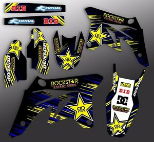 2003-2004-YAMAHA-YZ-250F-YZ450F-GRAPHICS-KIT-ROCKSTAR-DIRT-BIKE-DECALS-03-04