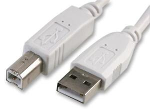 5m Pro Signal USB 2.0 a Male Plug to A male plug Cable Clear 003348 USB Cables, Hubs & Adapters