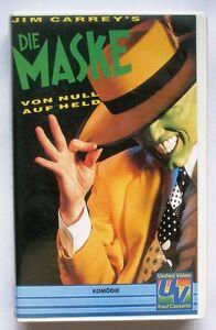 Jim-Carrey-Die-Maske-VHS-Cassette