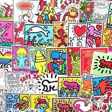 Sticker Keith Haring 111-57x71 cm